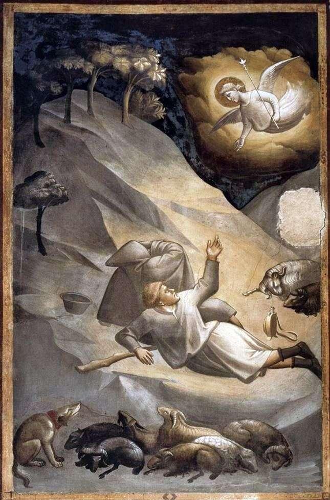 Благовістя пастухам   Таддео Геді