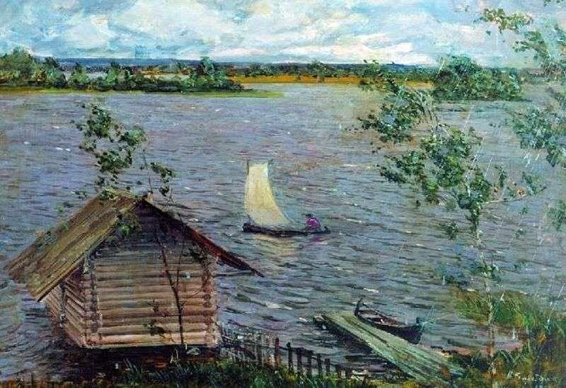 Свіжий вітер   Микола Ромадин