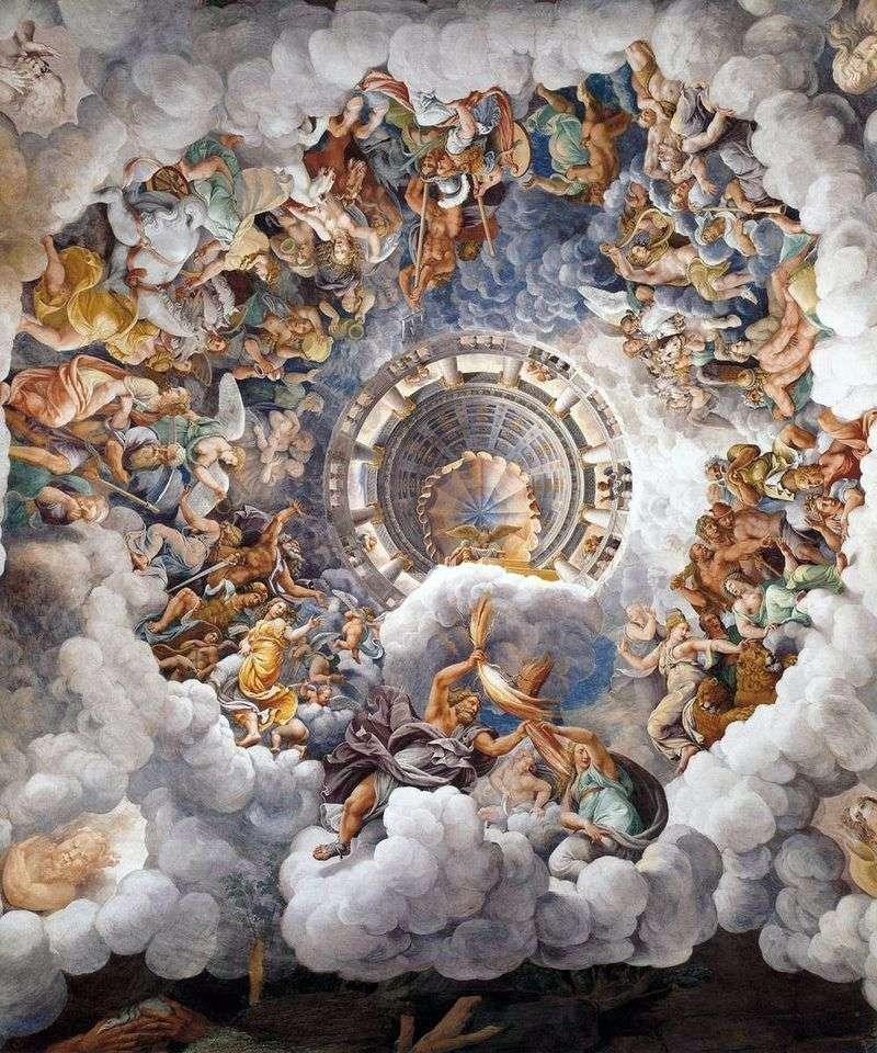 Олімпійські Боги   Джуліо Романо